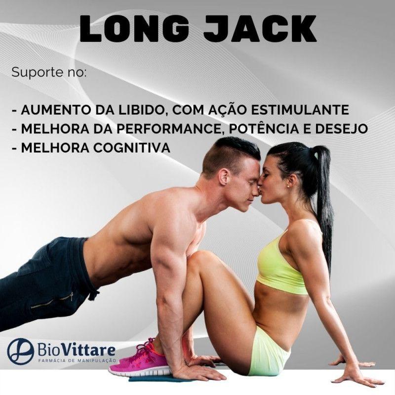 Combo Afrodisíaco Natural | Maca + Turkesterone + Long Jack