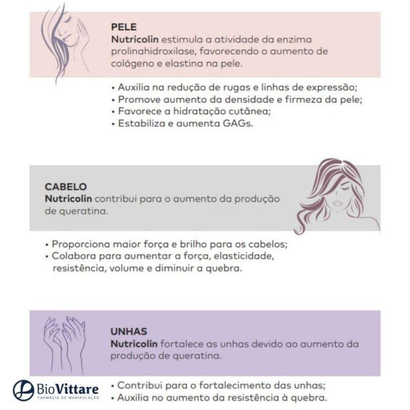 Combo Você Linda | Nutricolin + Dimpless + Gloss Hymagic 4D | p/ 30 dias