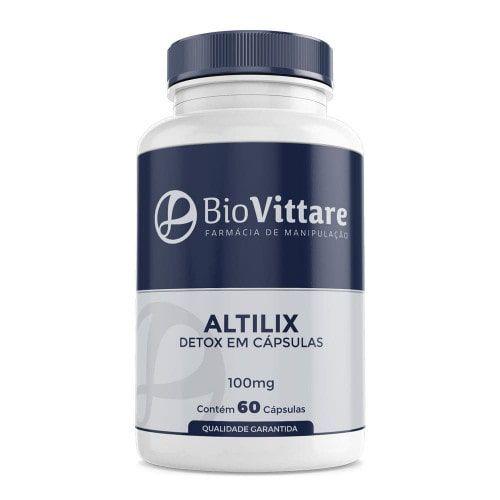 Altilix 100 mg 60 Cápsulas – Detox e Emagrecimento