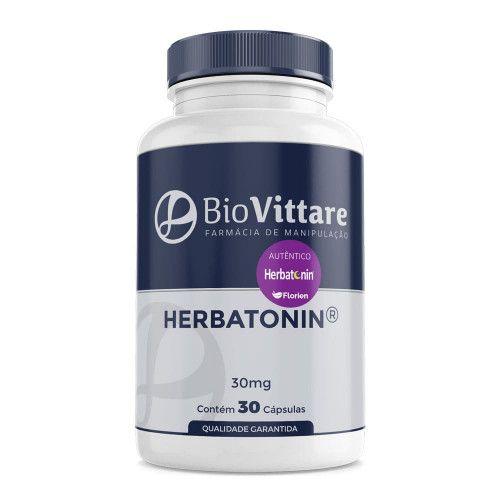 Herbatonin FitoMelatonina 30mg 30 Cápsulas