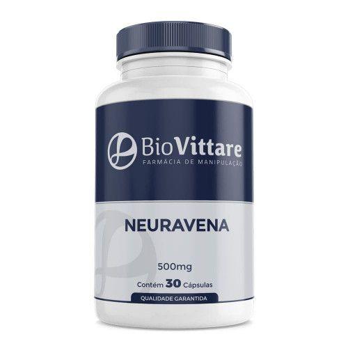 Neuravena 500mg 30 Cápsulas | Cognição e Concentração