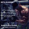 Beta Alanina 500mg 60 Cápsulas - Pré Treino