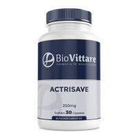 Actrisave 250 mg 30 Cáps – Efeito Finasterida Natural