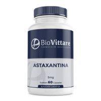 Astaxantina 5mg 60 Cápsulas